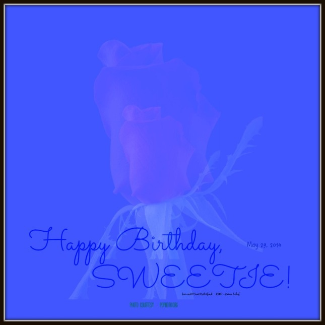 Happy Birthday, Sweetie